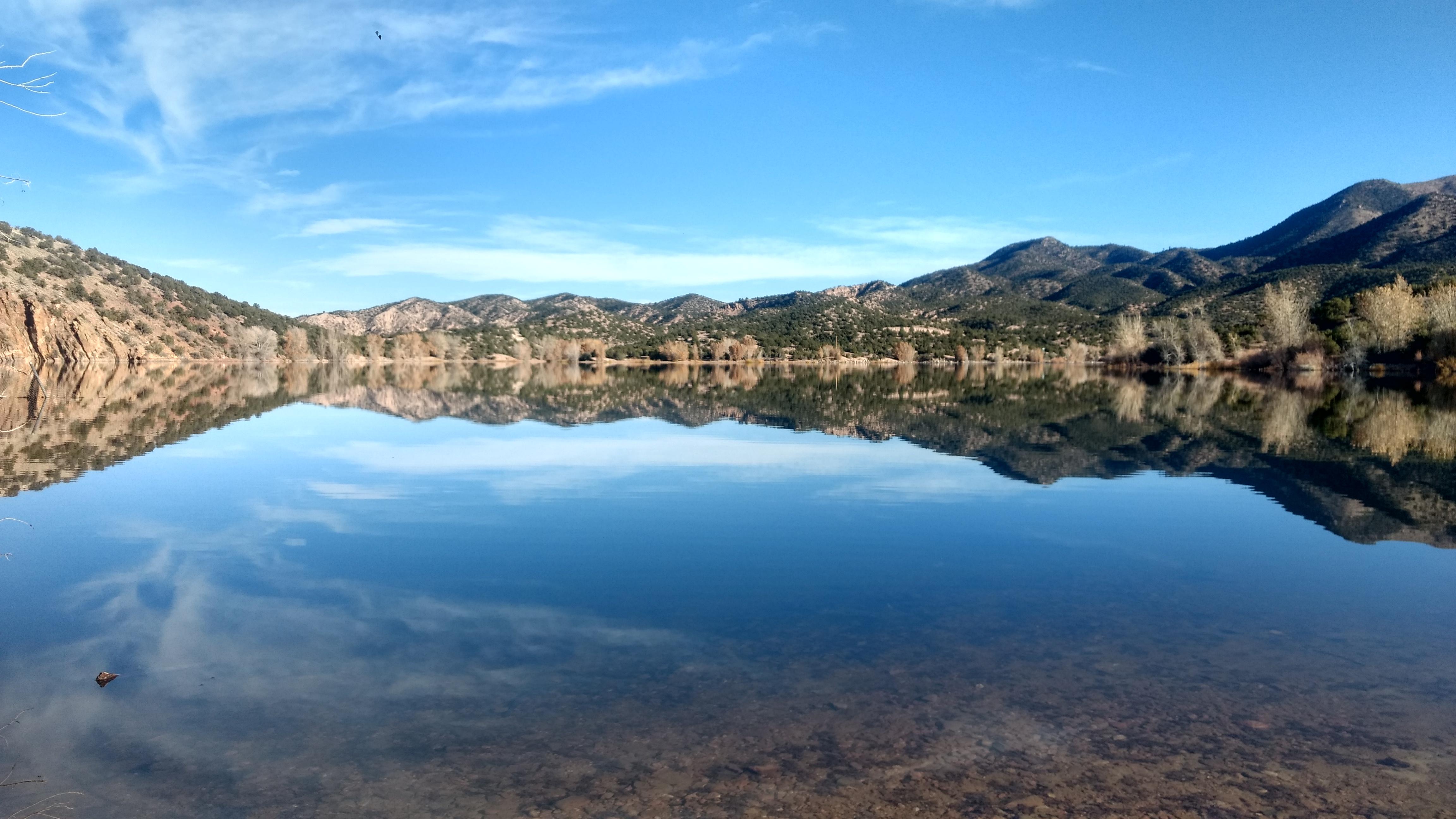 Across-Lake-View